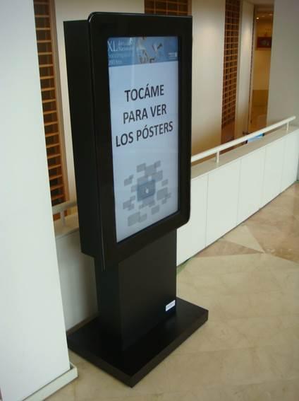 pantalla táctil posters